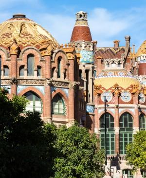 Sant Pau Recinto Modernista apertura