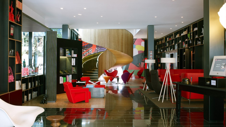1 citizenM London Bankside