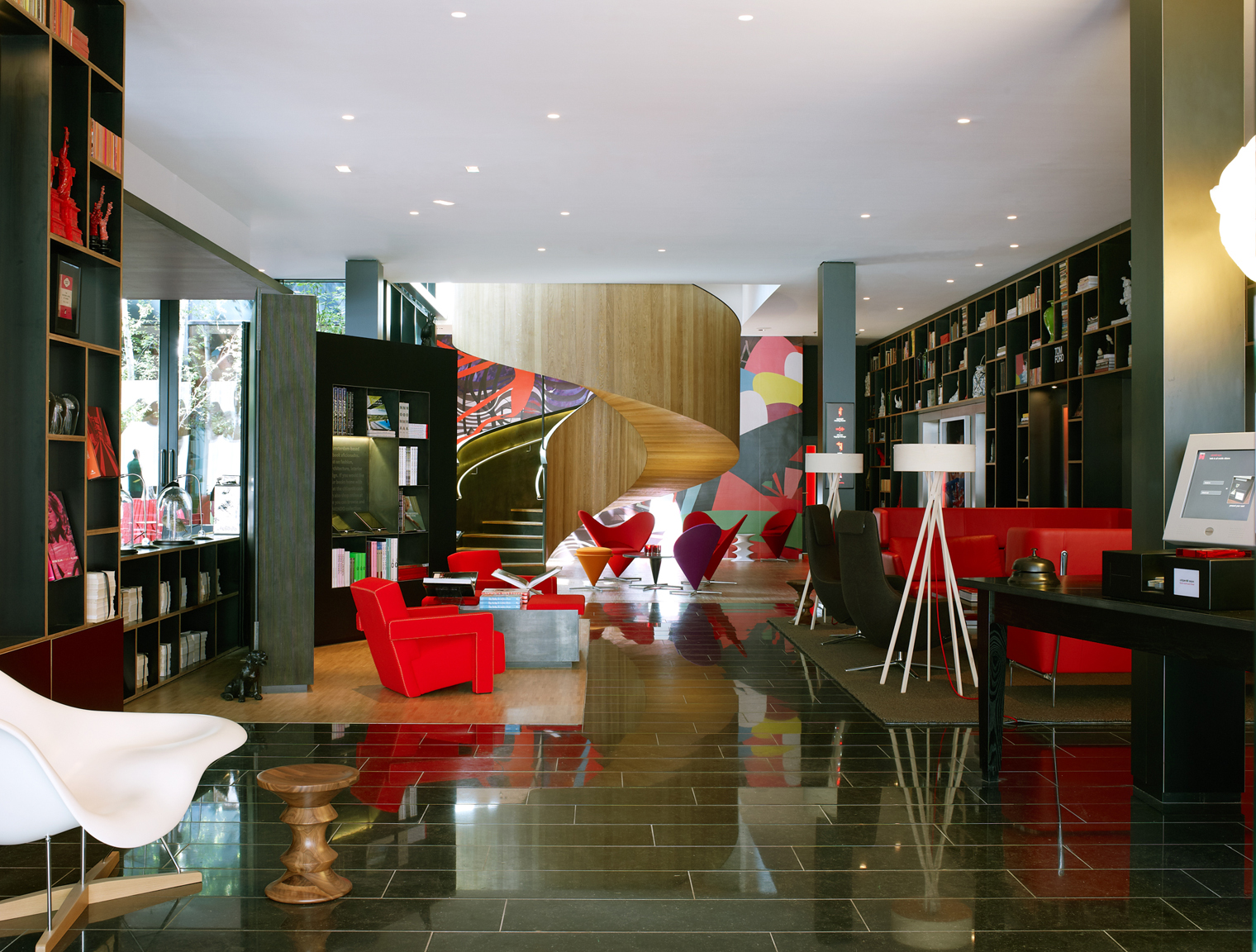 Hotel citizenm bankside dise o de vanguardia en londres for M design hotel