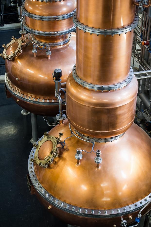 7 bombay sapphire distillery