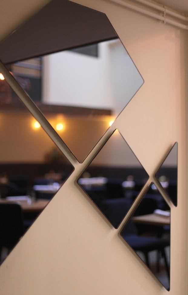 RARE architects - Restaurant Porte 12
