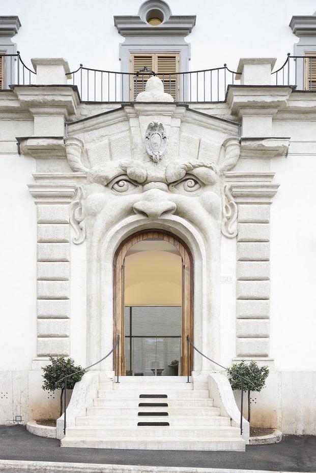 Biblioteca Hertziana_Fotograf°a 02_Andreas Muhs