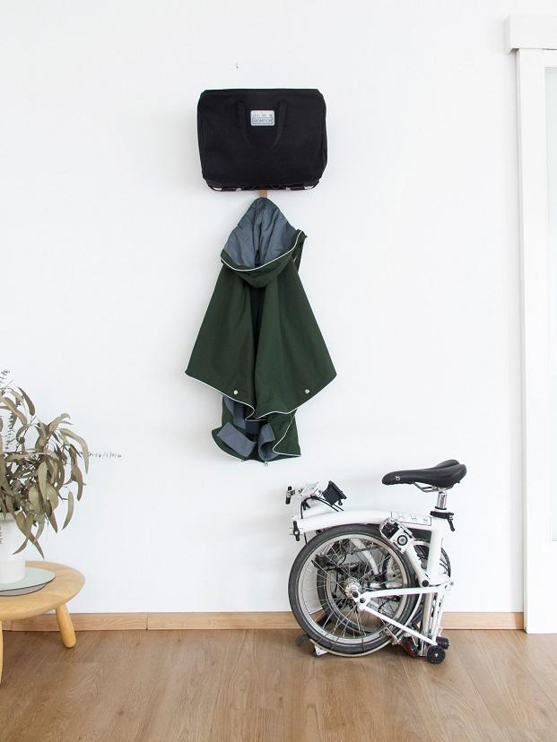 Bomhome de Amor de Madre bromptom bicicletas