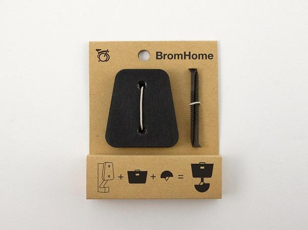 packaging Bomhome colgador bromptom