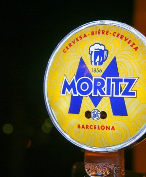 CERVESES MORITZ tirador 2