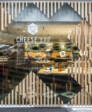 Cheese Bar Poncelet Barcelona