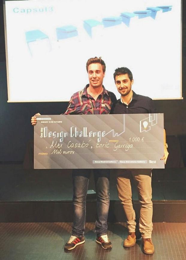 Fotos ganadores Roca One Day Design Challenge