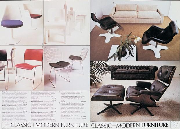 Habitat 1970 ClassicModern