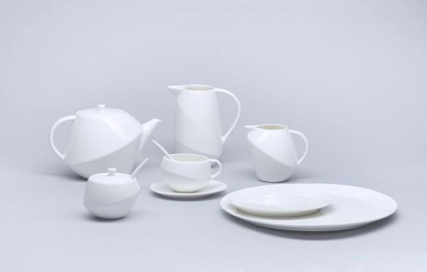 Habitat 50 años Juego de té Parnasse de Terence Conran diariodesign