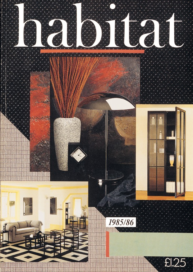 Habitat catálogo de 1985 diariodesign