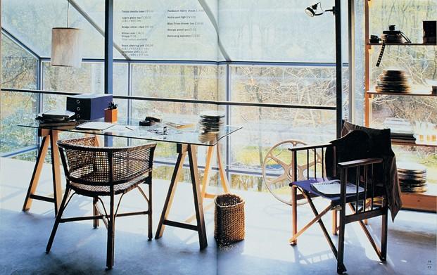 Habitat oficina de los 90 diariodesign