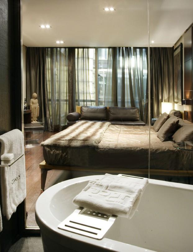 Hotel Urban (Madrid) de Carles Bassó, Mariano Martitegui y Jordi Cuenca