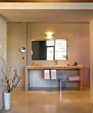 Hotel Viura Baño suite apertura