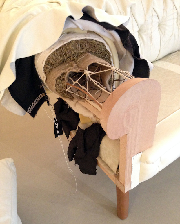 Tapizado sofá chéster Poltrona Frau 1