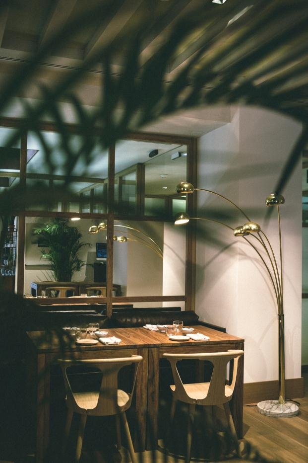 restaurante The Table by Hotel Urso Madrid