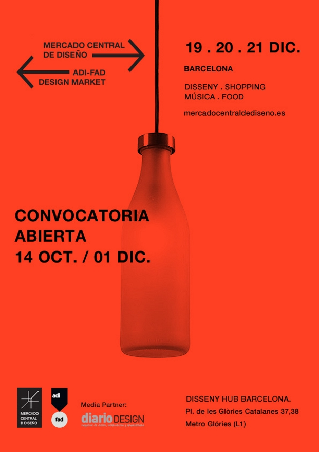 cartel DesignMarket 2014 diariodesign