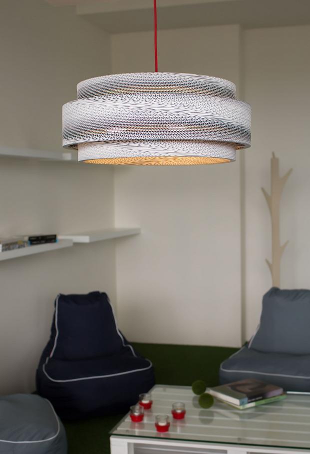 lamparas de carton2