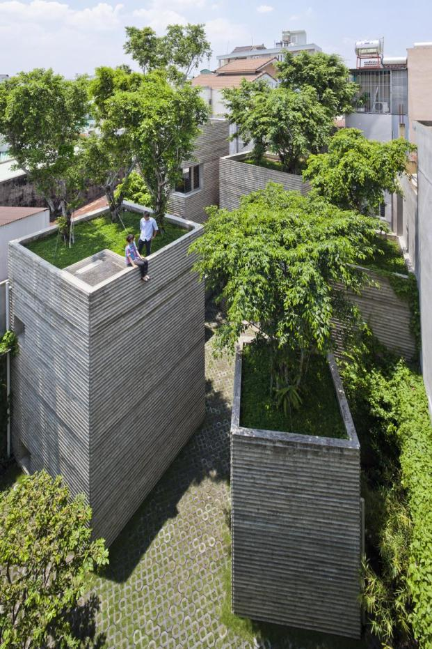 world architecture festival 2014 House for Trees diariodesign