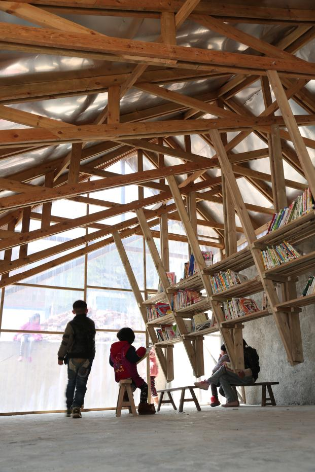 world architecture festival 2014 biblioteca the pinch diariodesign