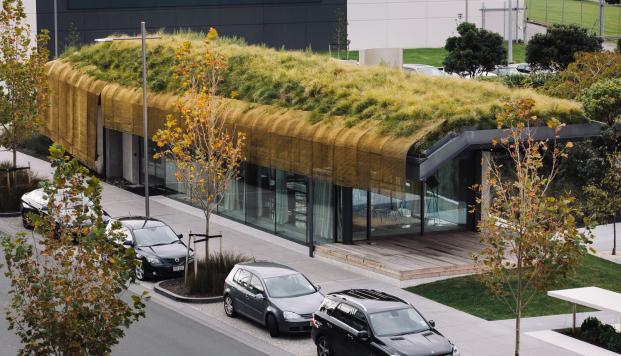 Aeropuerto Internacional de Auckland world architecture festival 2014 diariodesign