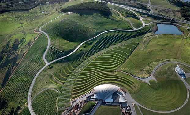 National Arboretum world architecture festival 2014 diariodesign