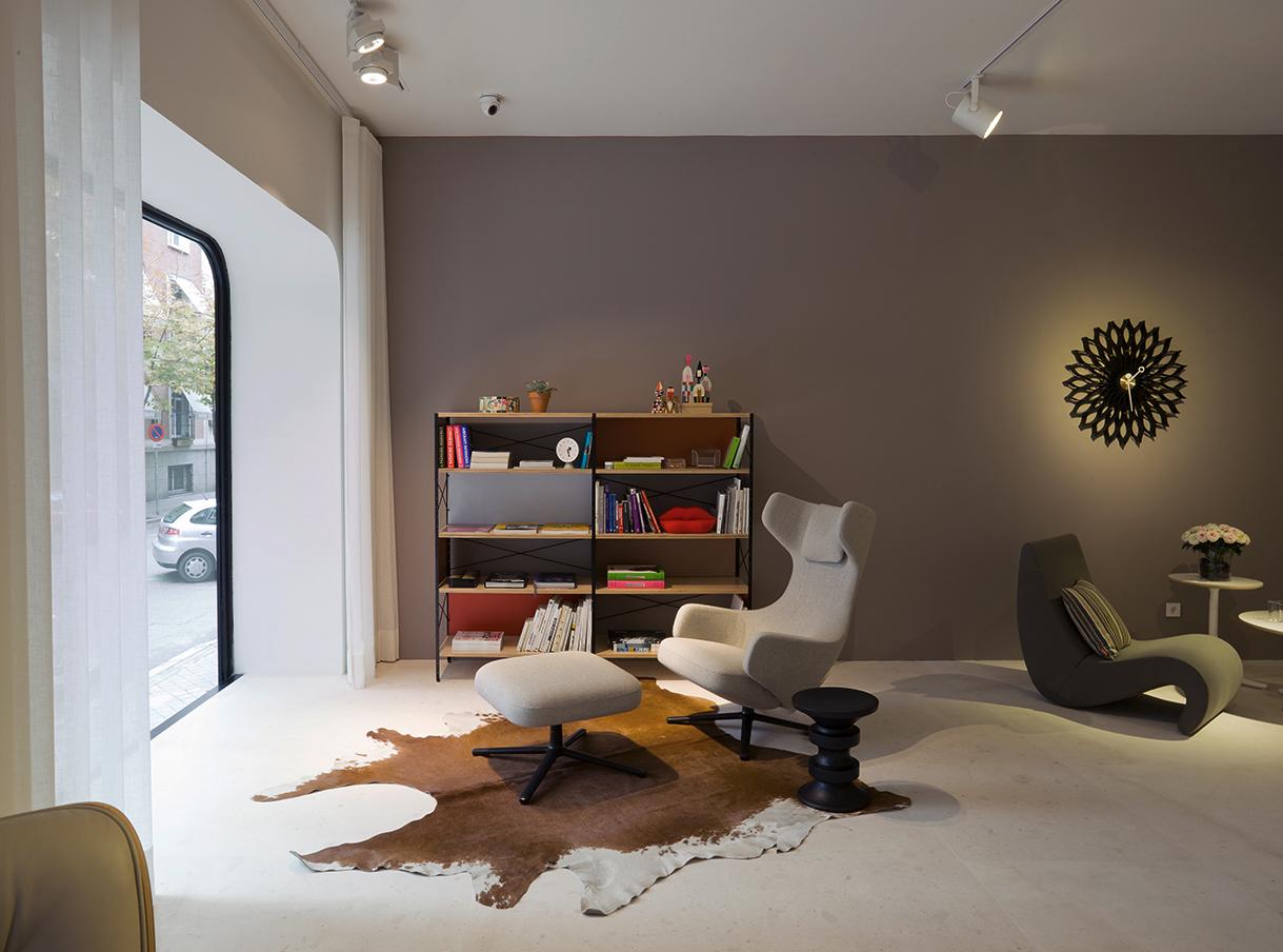 Nuevo espacio Vitra en una de las zonas más concurridas de Madrid ...