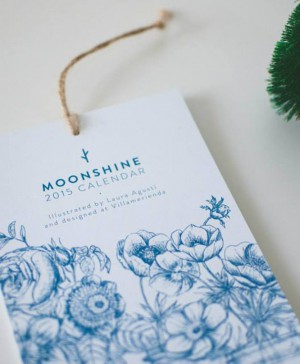 1 moonshine calendar