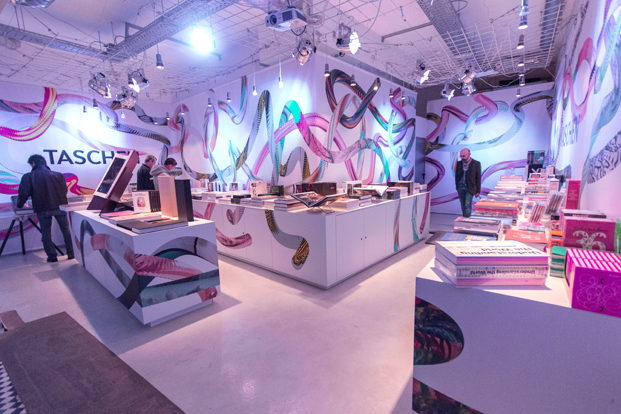 5 pop-up taschen madrid