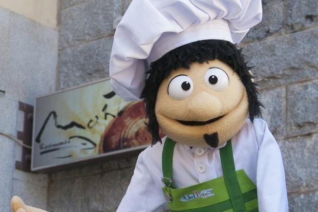 Chef Pepo 1