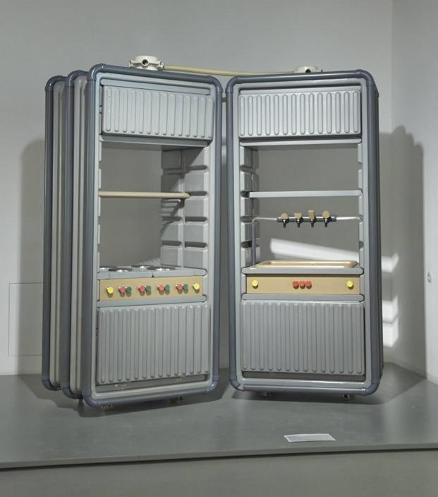 Cocina de Ettore Sottsass