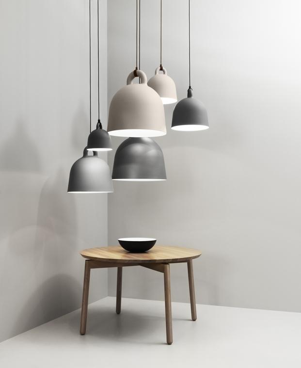 Lámpara Bell Normann Copnhaguen