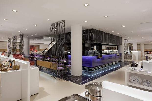 La rinascente supermarket design