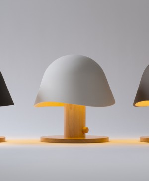 Mush lamp - Garay Studio apertura