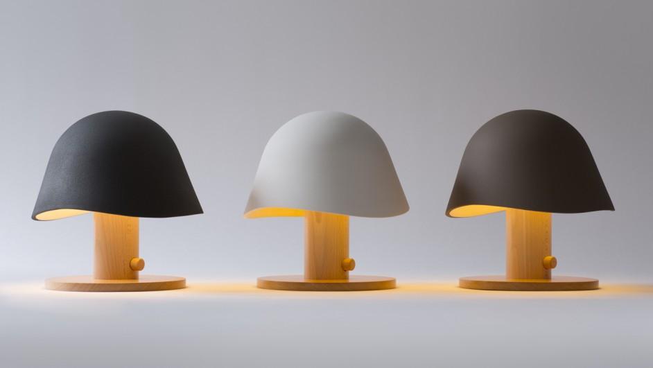 Mush lamp - Garay Studio apertura