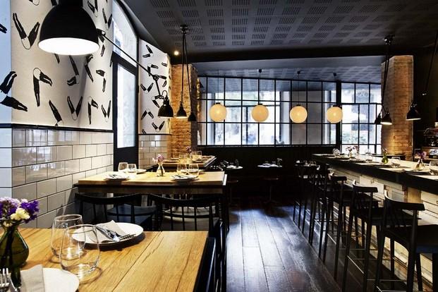 Restaurante Palosanto de Bonbastudio y Derby Hotels Collection 2 (Copiar)