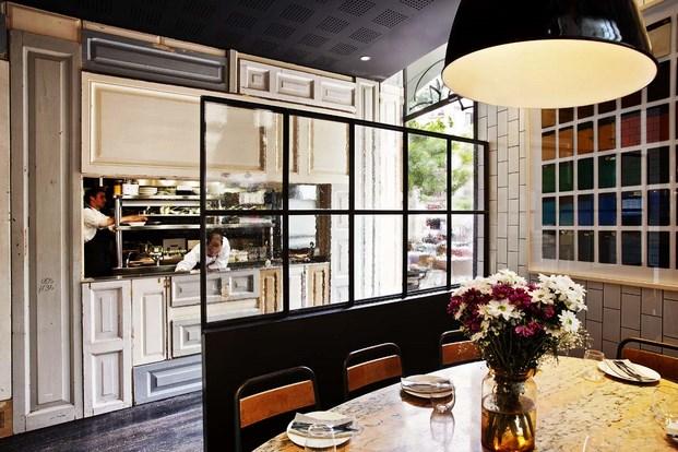 Restaurante Palosanto de Bonbastudio y Derby Hotels Collection 3 (Copiar)
