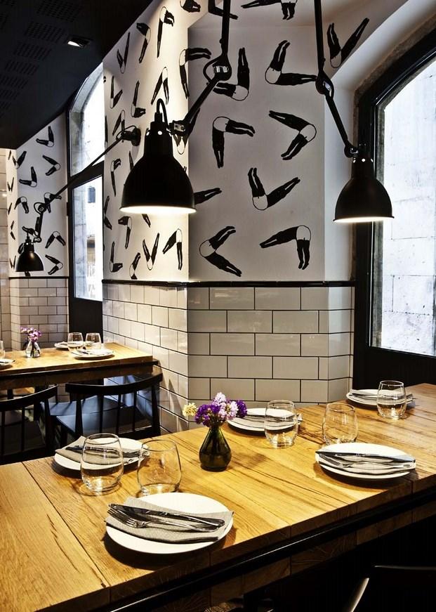 Restaurante Palosanto de Bonbastudio y Derby Hotels Collection 4 (Copiar)