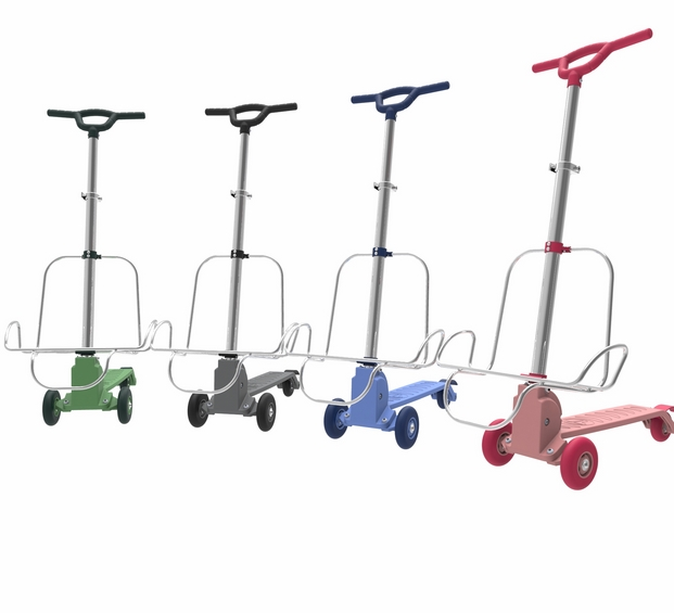 SCOOTER TROLLEY 1