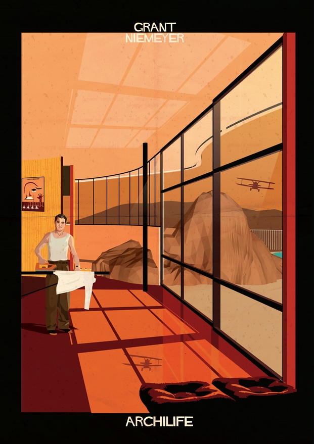 Grant Niemeyer ilustraciones Federico Babina archilife