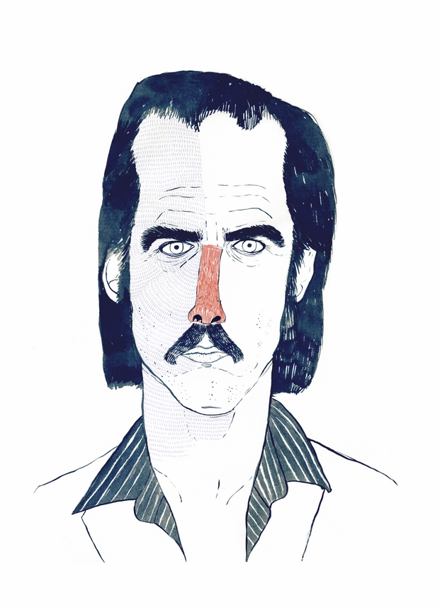 Nick Cave, Littleisdrawing