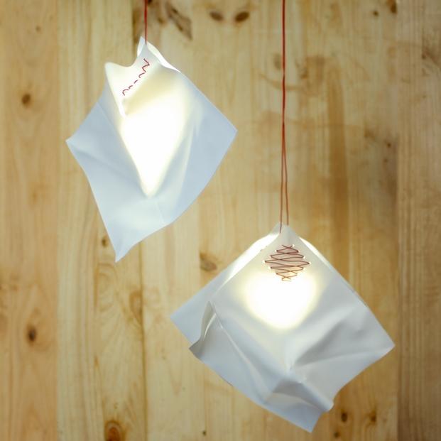 lamparas en el design market
