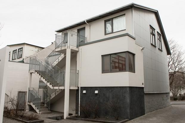 mengi apartments reikiavik apartamentos decoración moderna diariodesign