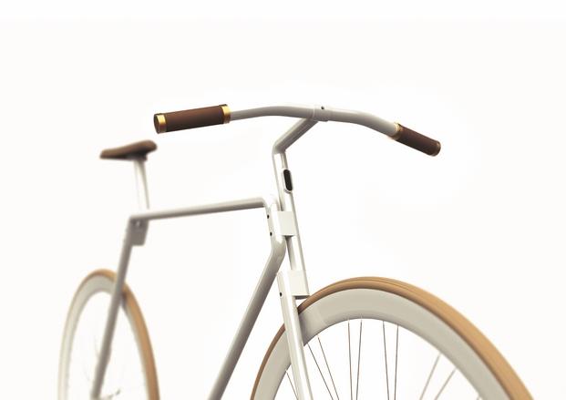 Kit Bike la bicicleta en la mochila diariodesign