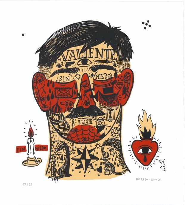 Anatoli, de Ricardo Cavolo