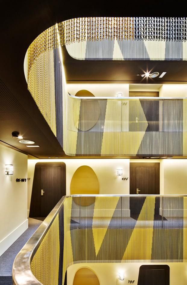 Hotel Vincci Gala. Foto de Jose Hevia.