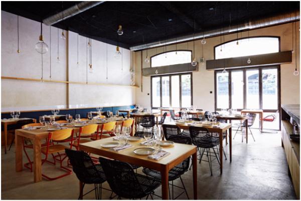 nuevo estilo industrial restaurante lando diariodesign