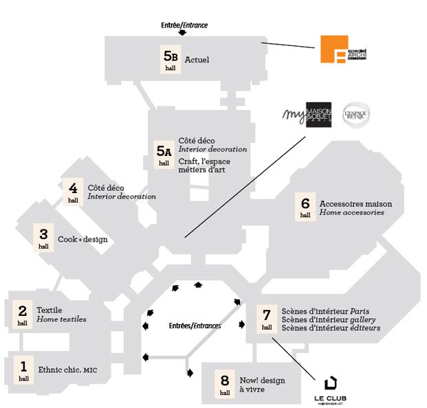 Mapa edición 2015