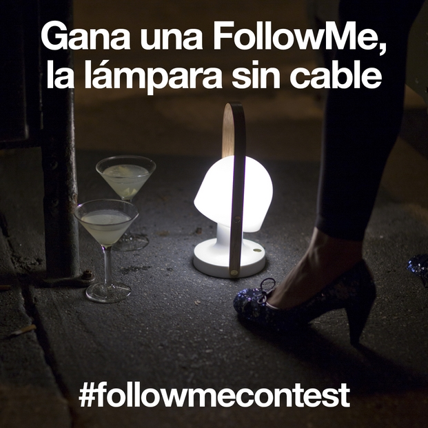 concurso lampara FollowMe de marset diariodesign