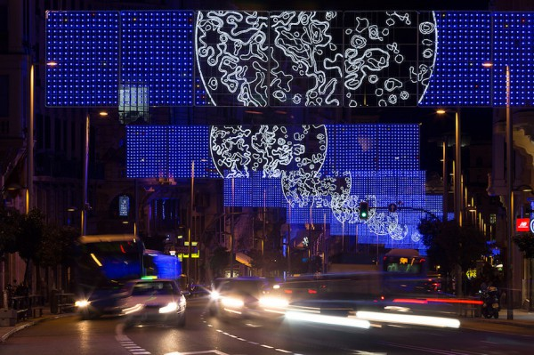 Proyecto moon Navidad Madrid