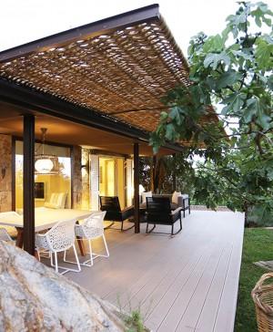 1 casa invitados Vallvidrera